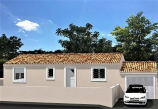 Maison - Villa 4 pièces 75 m²