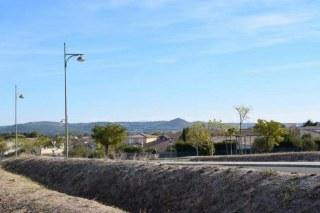 Terrain 418 m²