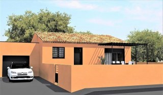 Maison - Villa 3 pièces 70 m²