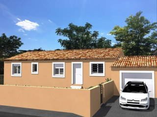 Villa 5 pièces 100 m²