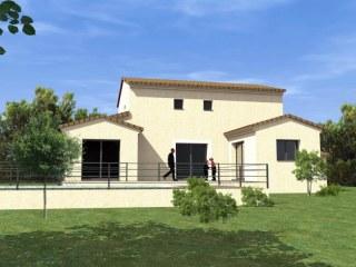 Maison individuelle - Villa 145 m²