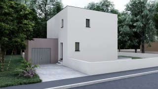 14bis- Bastide contemporaine 120 m²