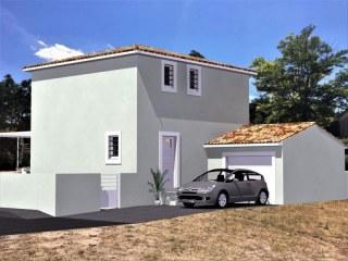 Bastide 4 pièces 80 m²