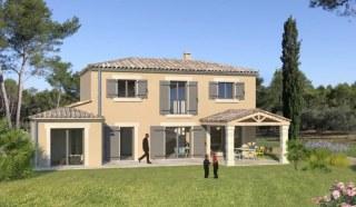 Maison individuelle - Villa 125 m²