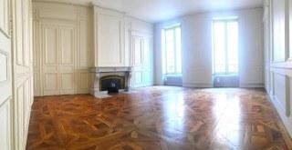 Lyon-Bellecour : Appartement type 5 de 137 m2 en étage élevé
