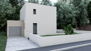 11bis- Bastide contemporaine de 90 m²