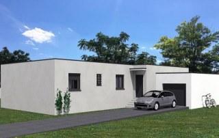 Maison - Villa 5 pièces 120.0 m²