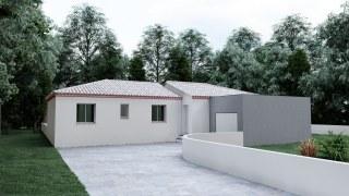 09- Plain Pied Traditionnelle 120 m²