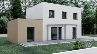 15bis- Bastide contemporaine 130 m²