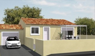 Villa 4 pièces 70 m²