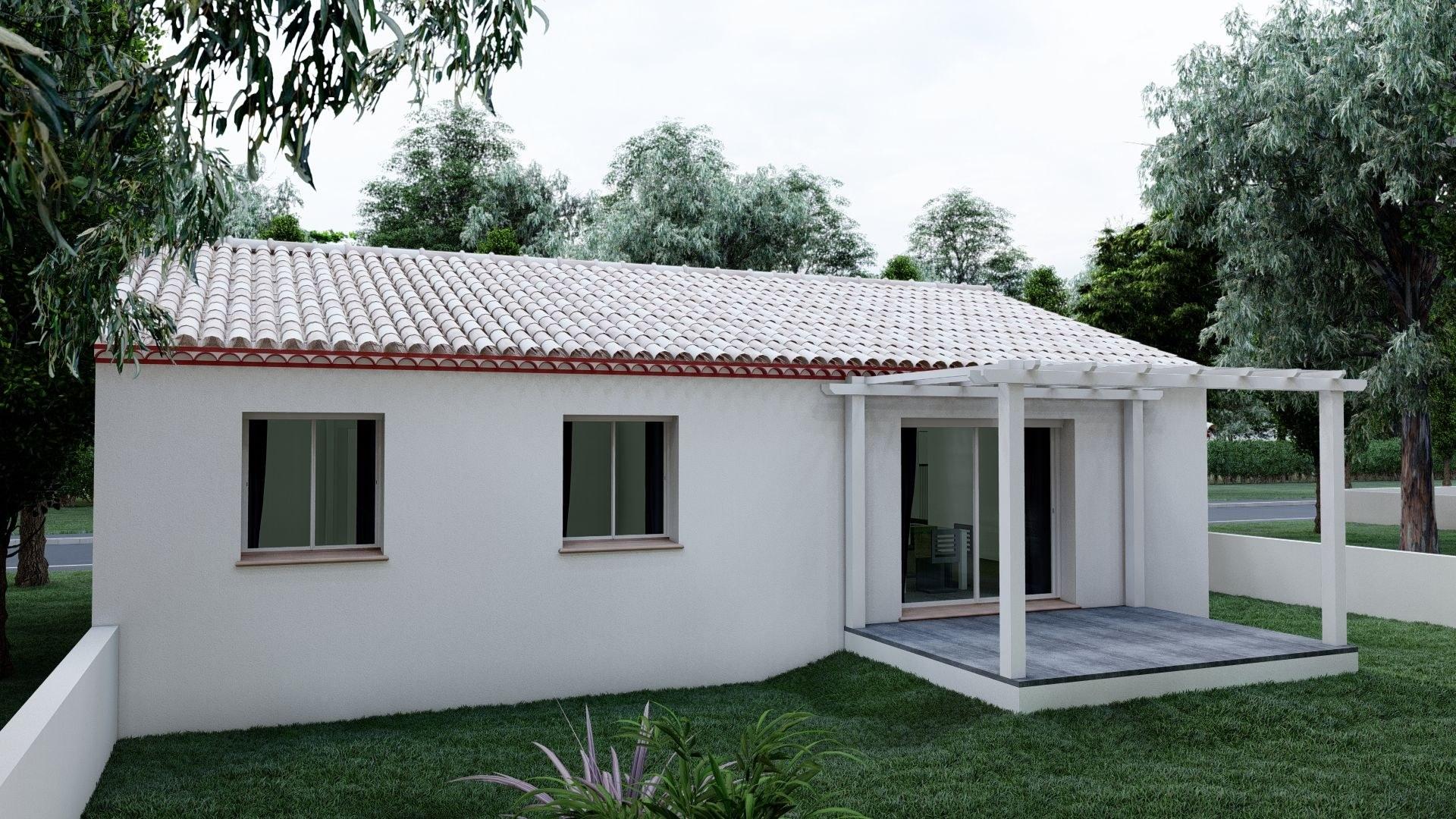 06- Plain Pied Traditionnelle 95 m²
