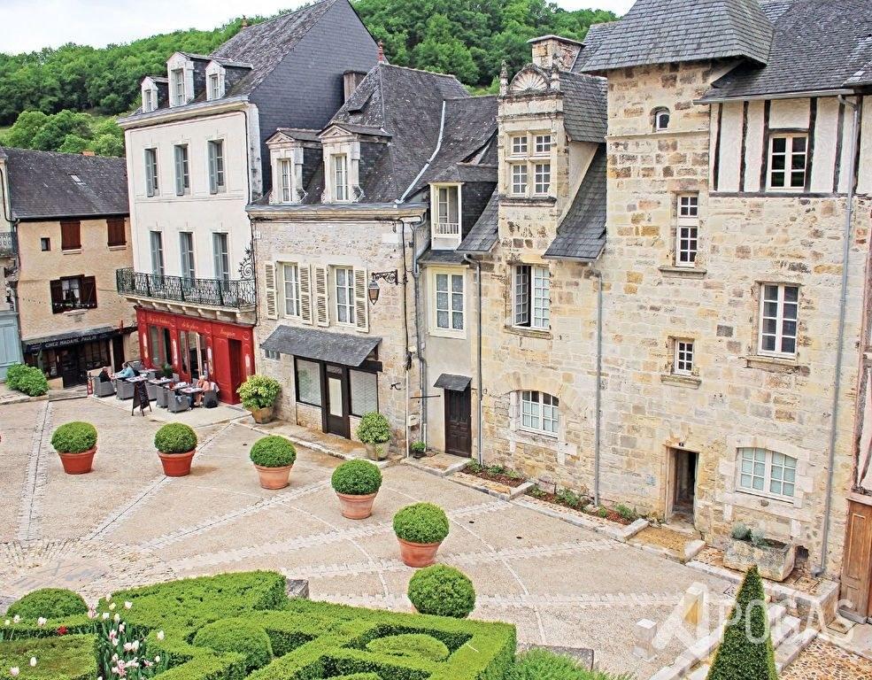 TERRASSON - Centre historique
