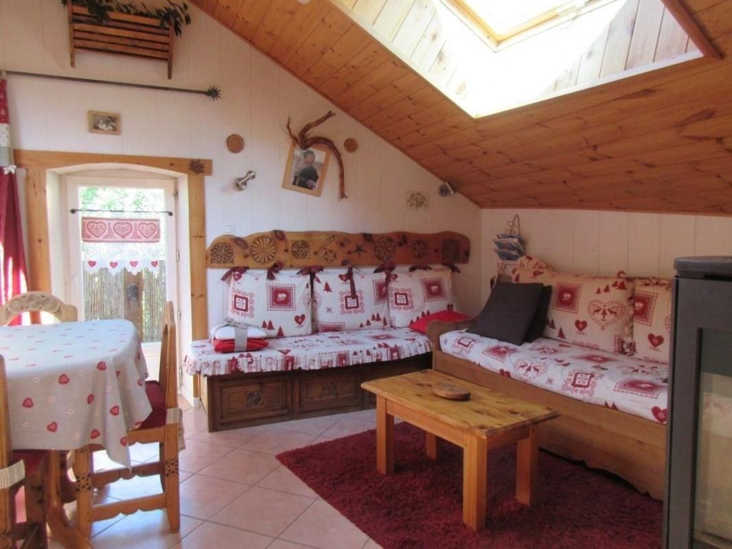 Maison de village atypique