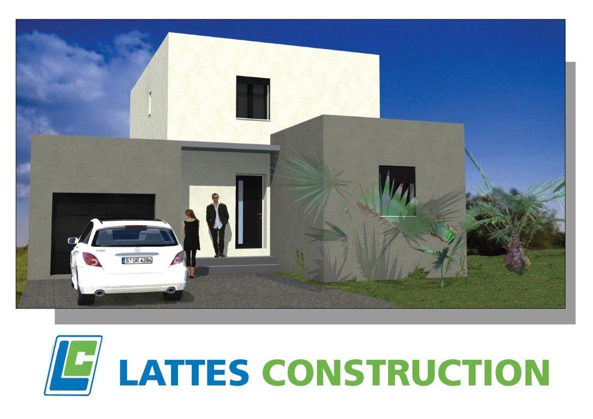 Annonce constructeur de maison montpellier et lattes lattes construction construction - Constructeur maison individuelle montpellier ...