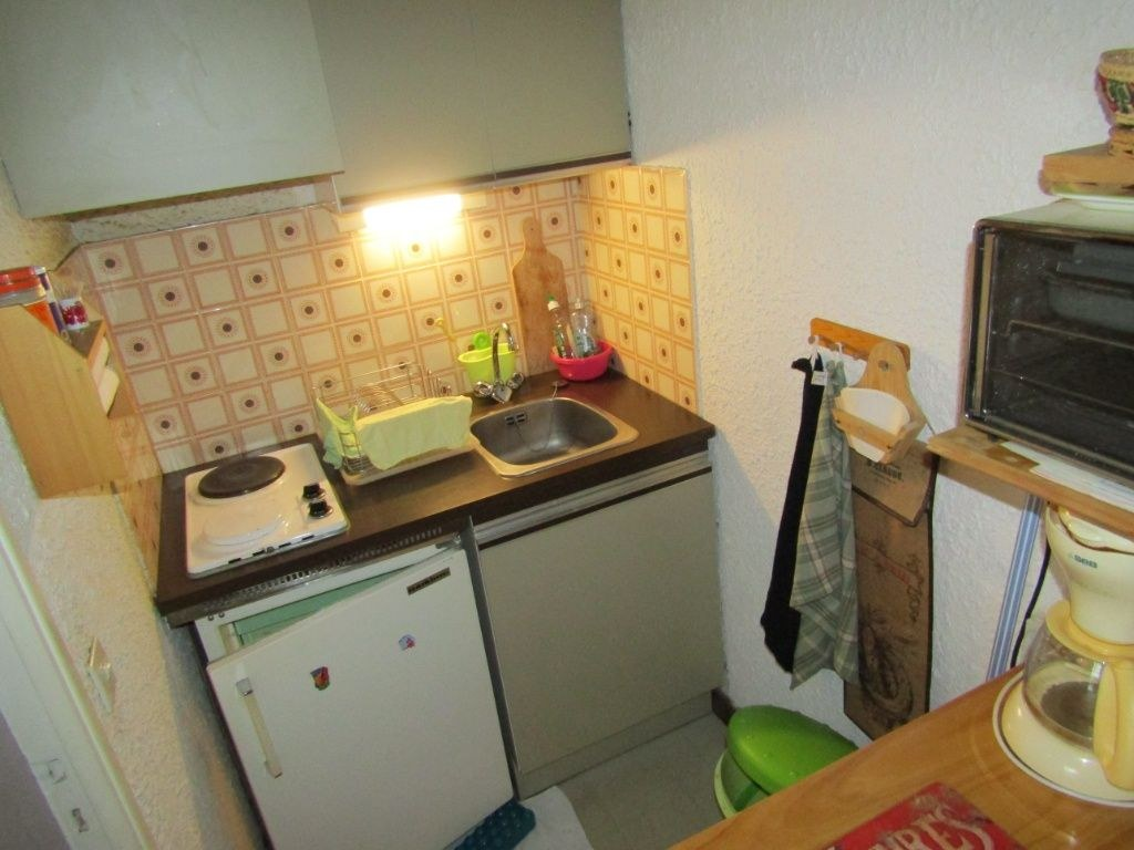Appartement Pra Loup 1 pièce(s) 26 m2