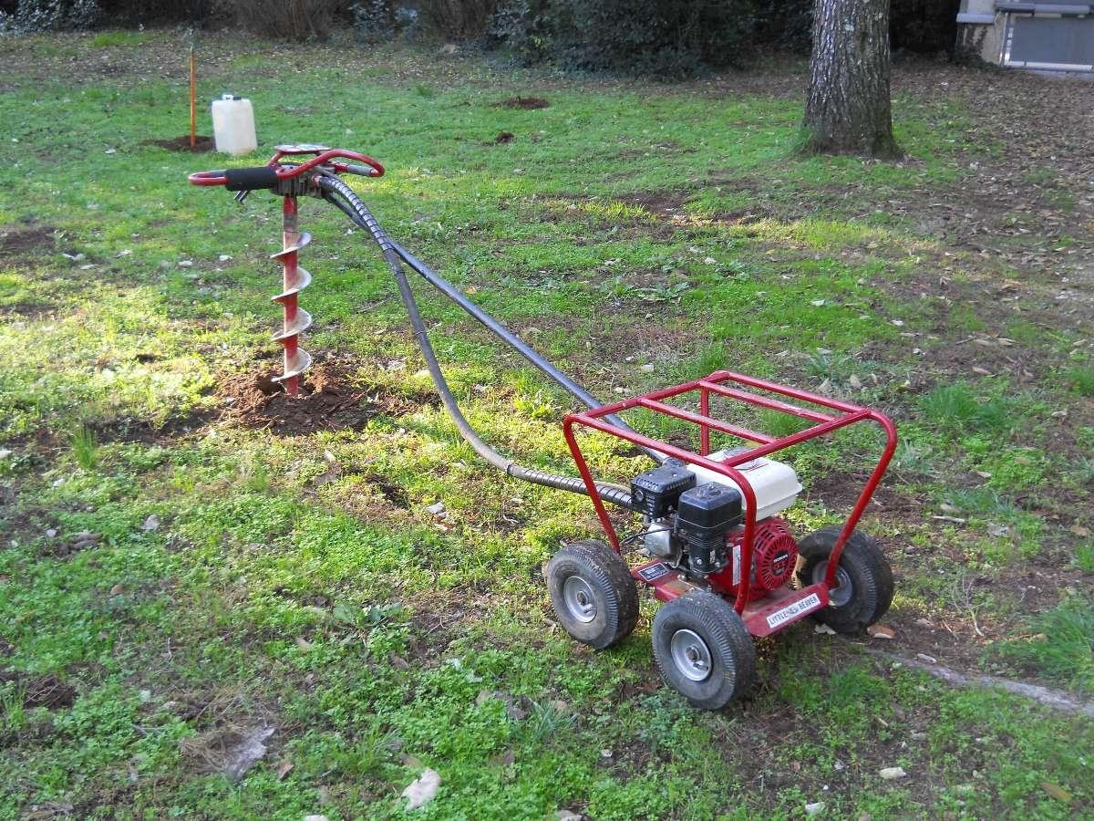 Etude de sol géotechnique pour la vente d'un  terrain constructible ASH ingenierie Nîmes