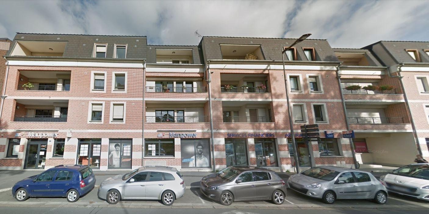 Les Maréchaux Beauvais Louis Kotarski Parking Place stationnement louer location