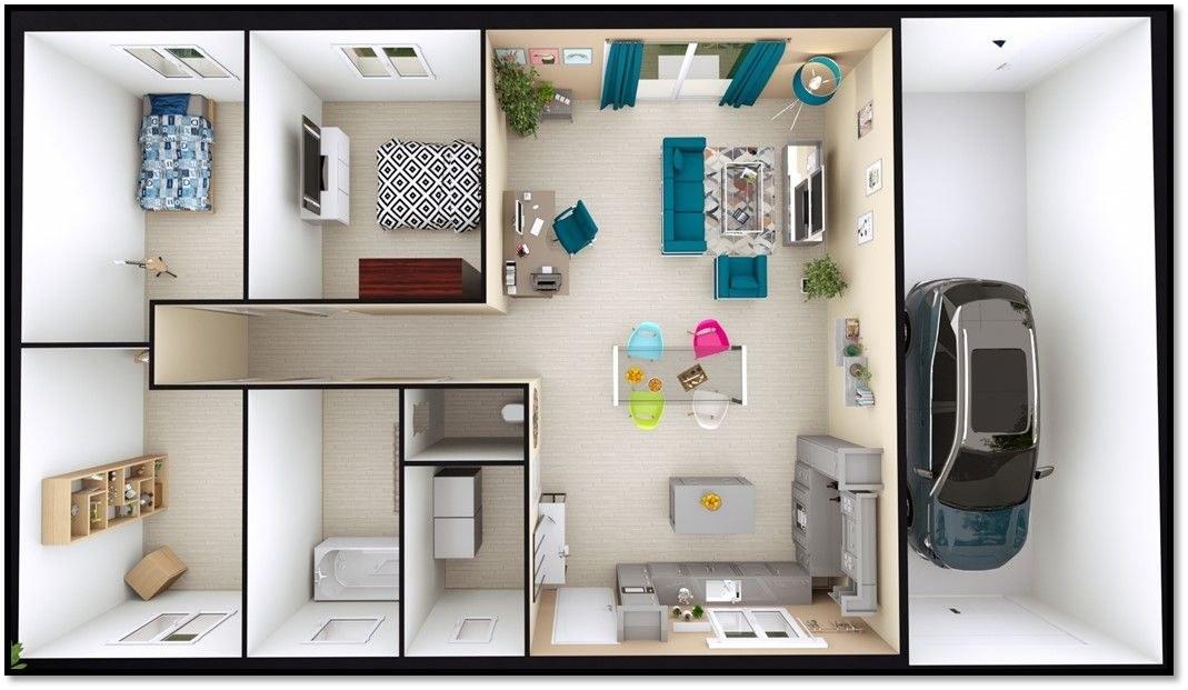 maison-catalogue-Le-coin-du-feu-gamme-sérénité-modèle-douceur-3-chambres-85-mètres-carré-plan-intérieur