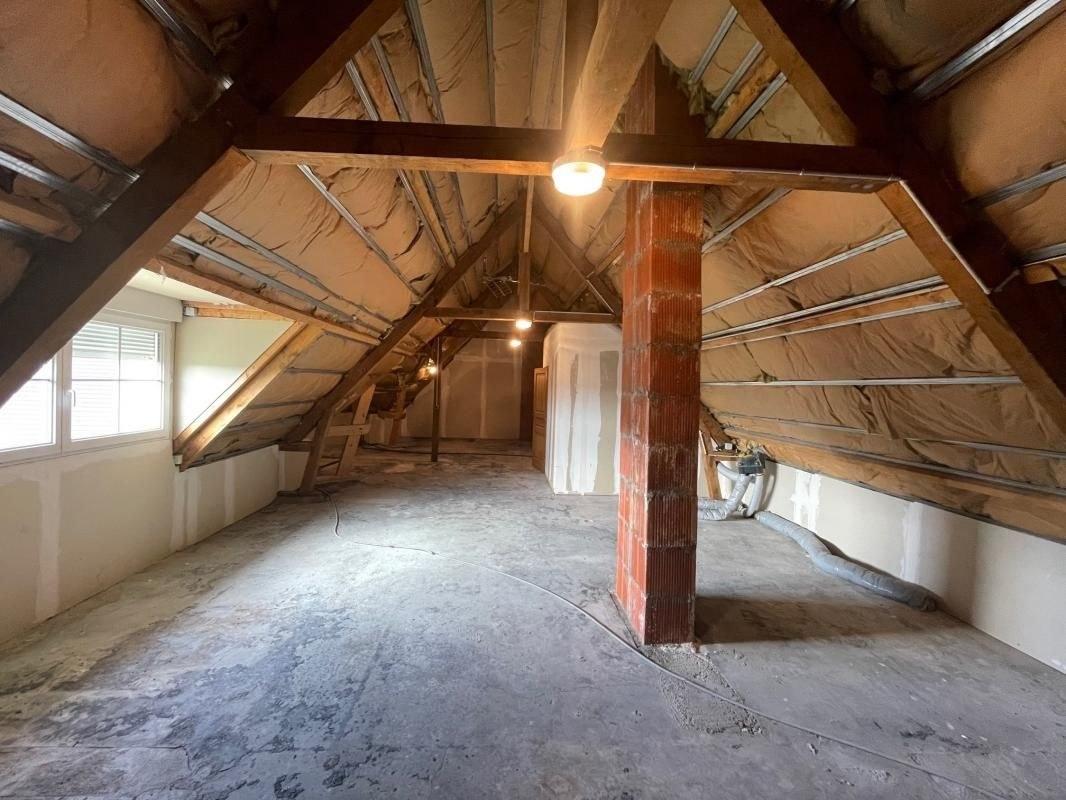 Pavillon 3 chambres de plain pied grenier aménageable