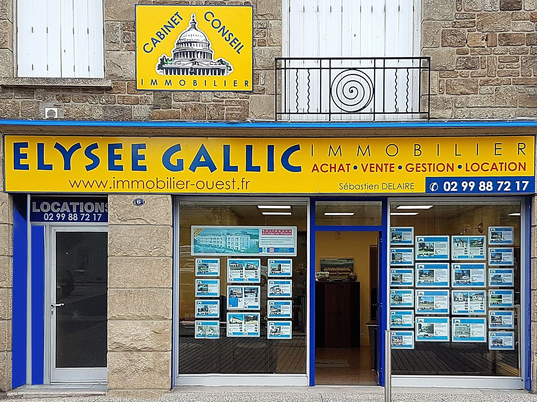ELYSEE GALLIC IMMOBILIER - VENTES