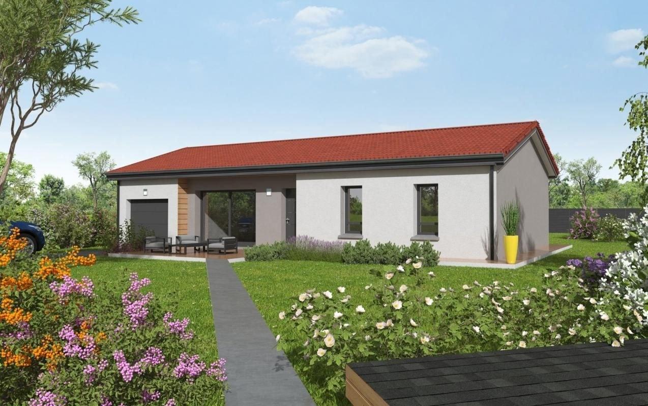 Terrain sur Biozat pour votre maison neuve