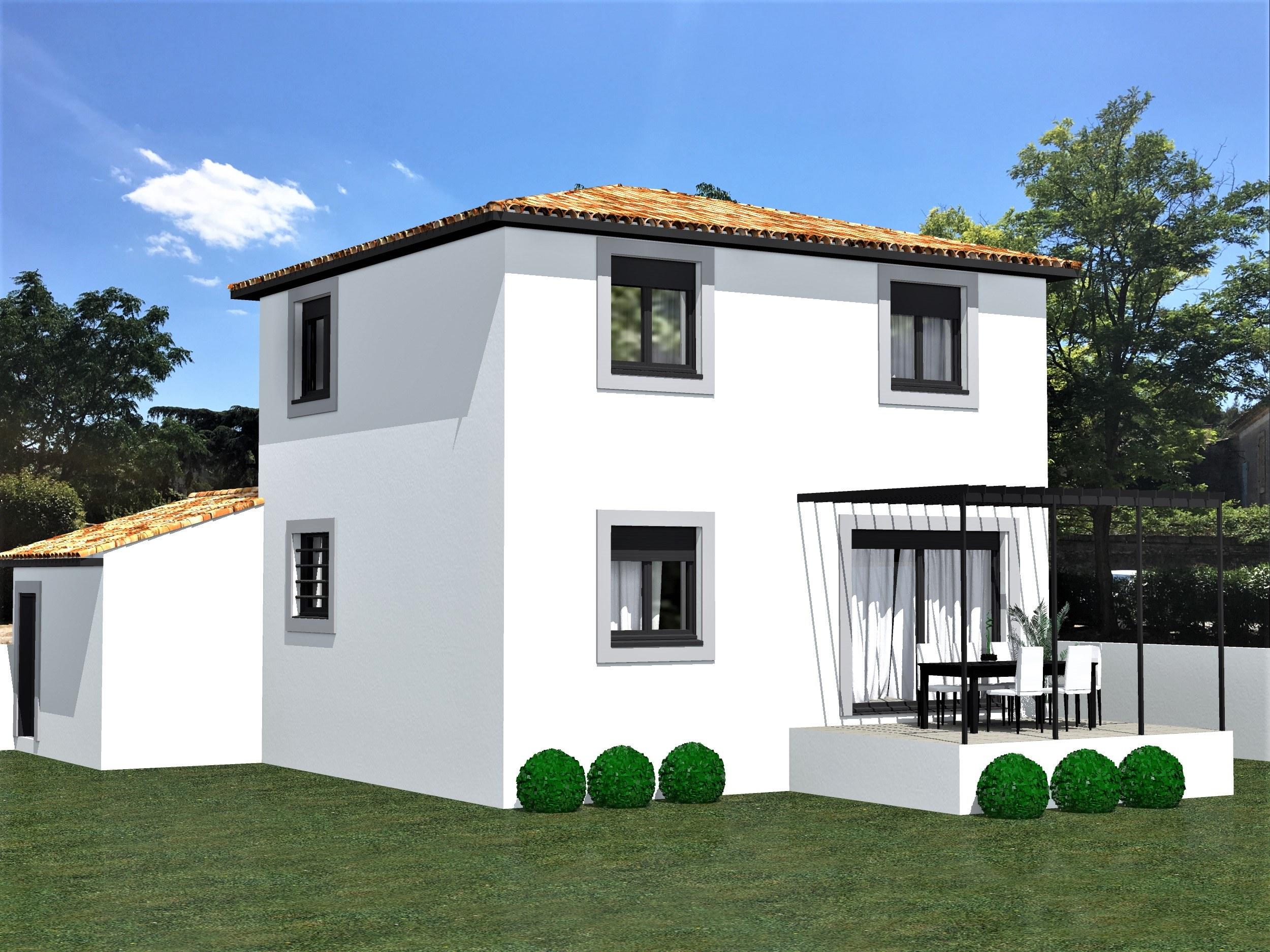 Occasion Vente Maison CLARENSAC 30870