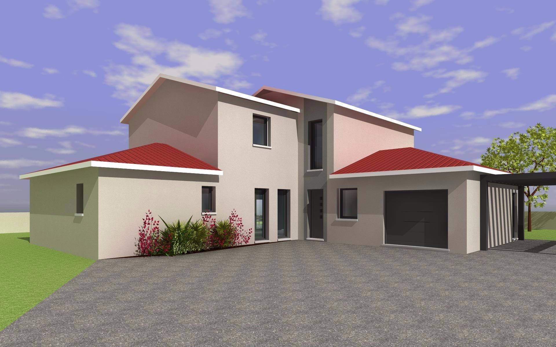 Maison à étage