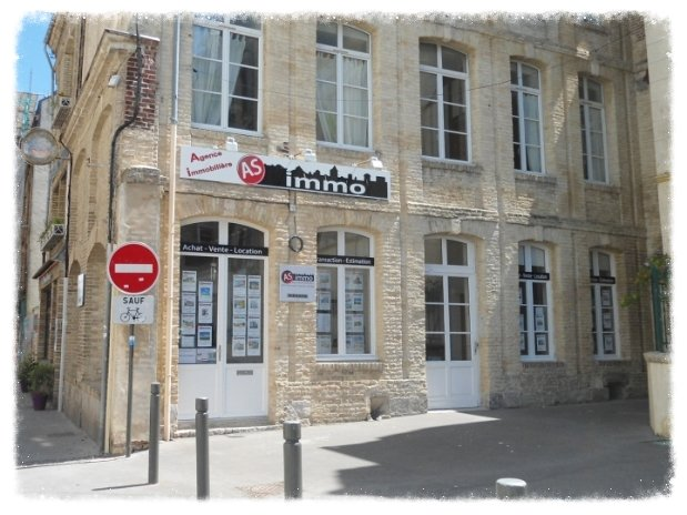 AS IMMOBILIER 6 BIS RUE sAINT jEAN 76200 Dieppe