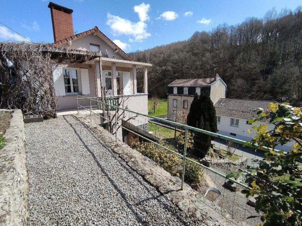Maison rénovée 4 chambres avec jardin