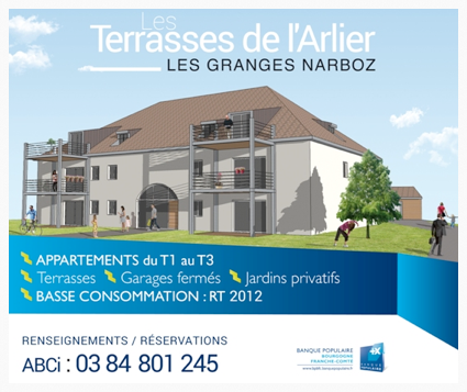 PROGRAMME NEUF AUX GRANGES NARBOZ