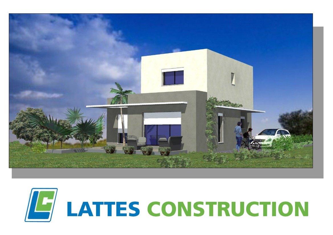 Annonce constructeur de maison montpellier et lattes for Architecte lattes