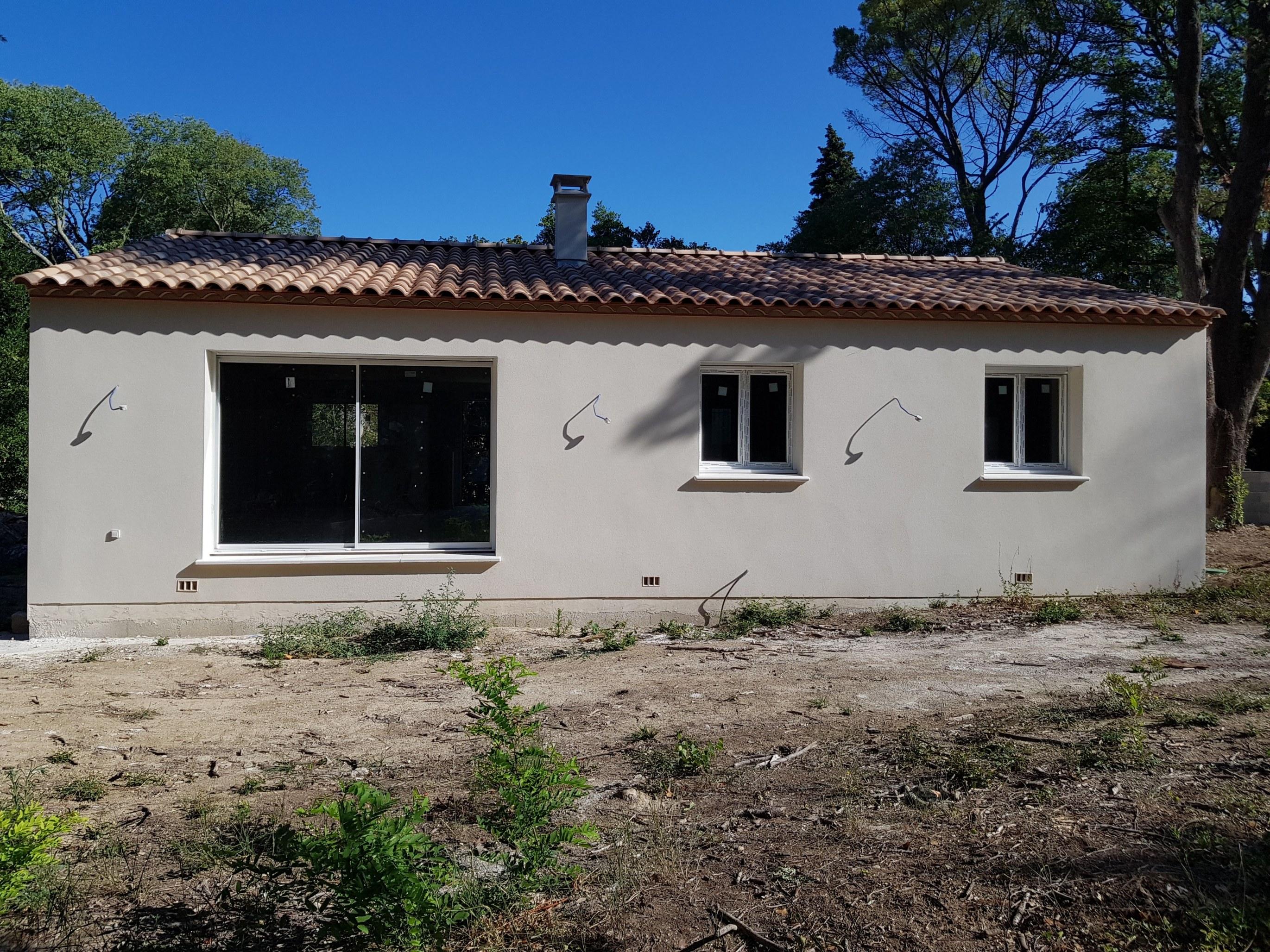 Villa réalisée a Langlade