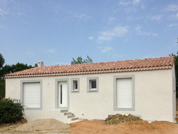 Villa traditionnelle 90m²