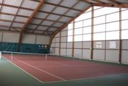 Tennis couvert