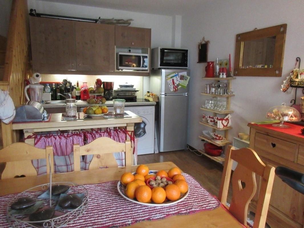ABRIES - Appartement en duplex