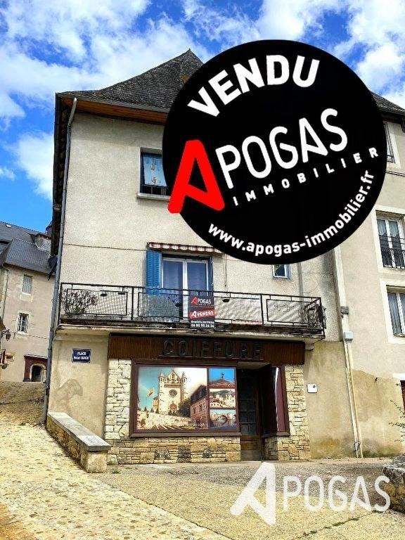 Maison  T4 et local commercial à Terrasson La Villedieu 5 pièce(s) 125 m2