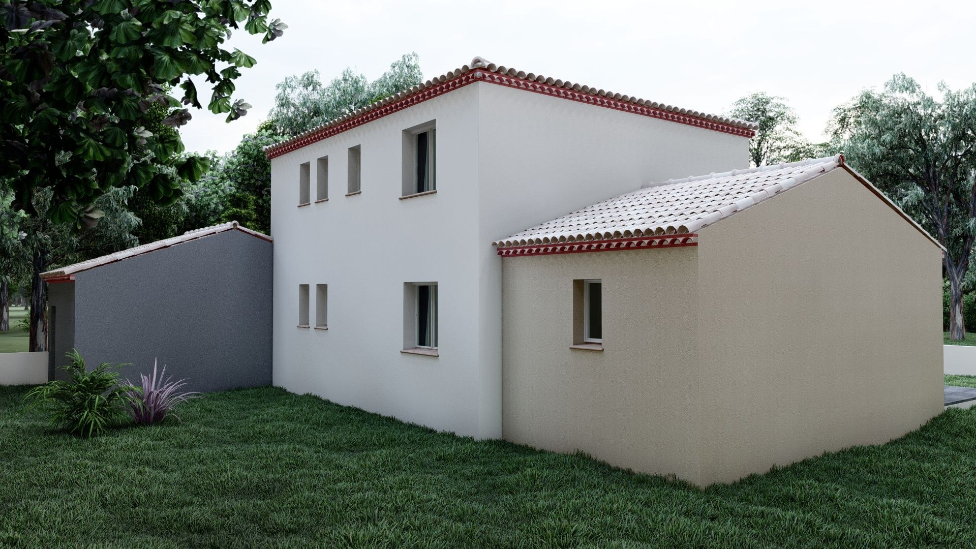 15- Bastide traditionnelle 130 m²