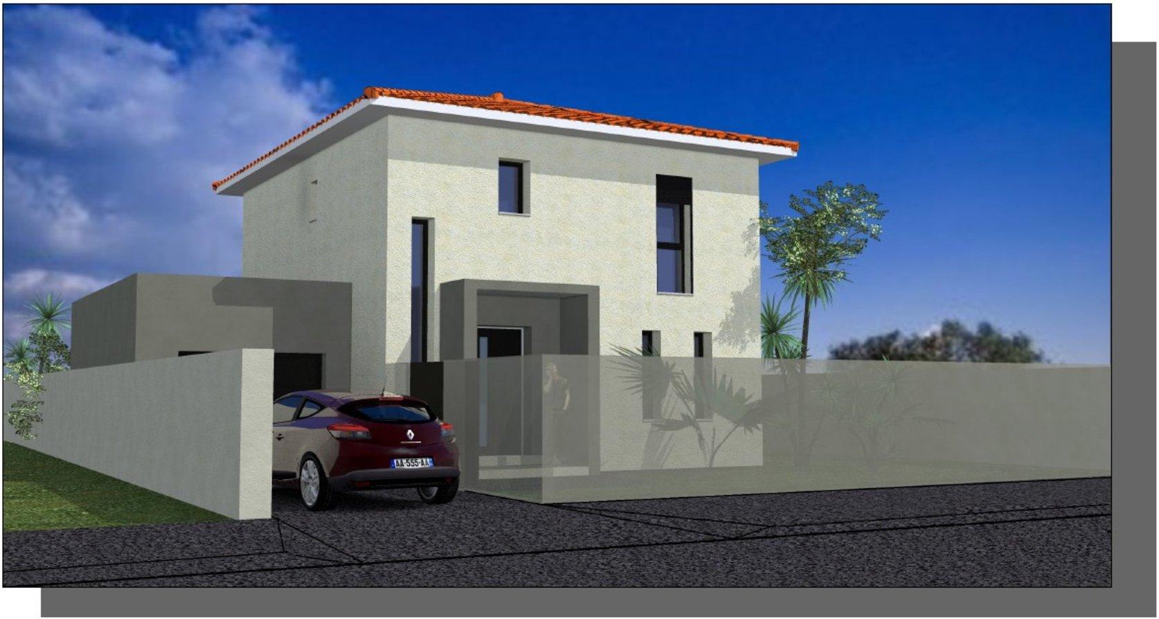 Lattes Construction Maison Individuelle Constructeur Hérault Dommage Ouvrage Clé en main Montpellier Construction Plain pied Etage Plan