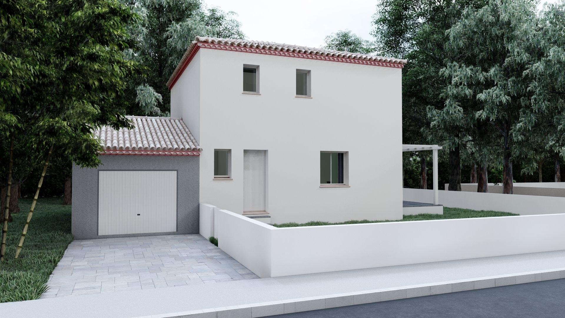 12- Bastide traditionnelle 100 m²
