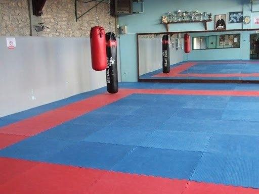salle de sport et d'arts martiaux