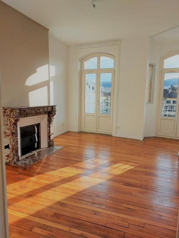 Très bel appartement avec beaux volumes