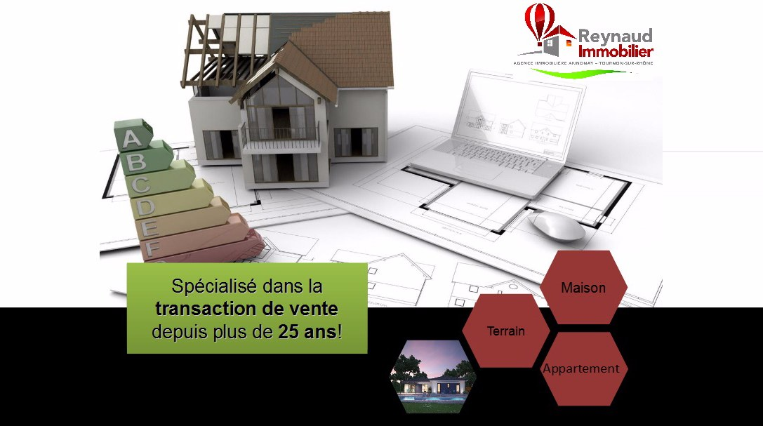 Agence Immobilière Reynaud Sarl Annonay Concept Immo