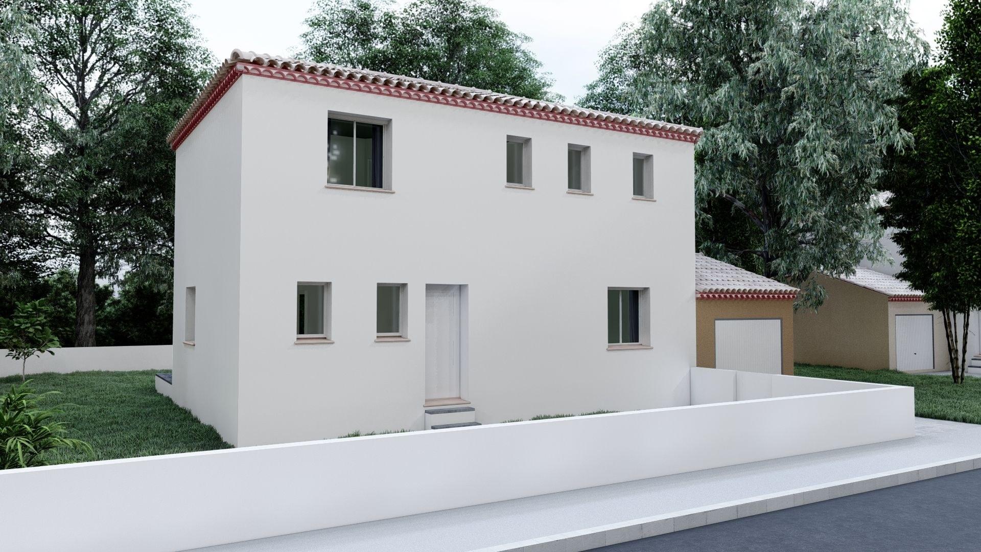 13- Bastide traditionnelle 110 m²