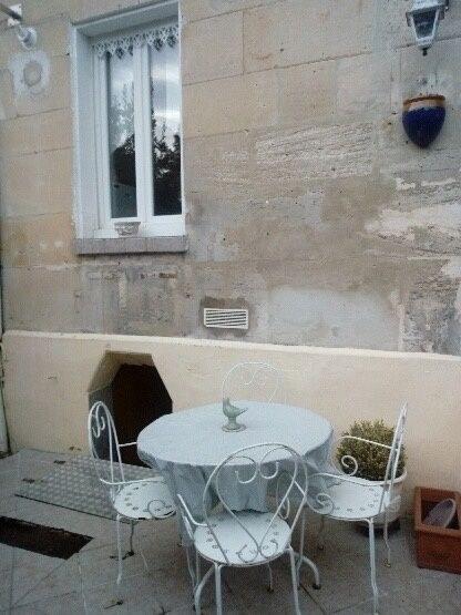 maison en pierres 3 chambres