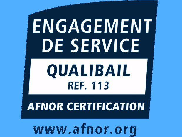 LOGISEINE CERTIFICATION QUALIBAIL