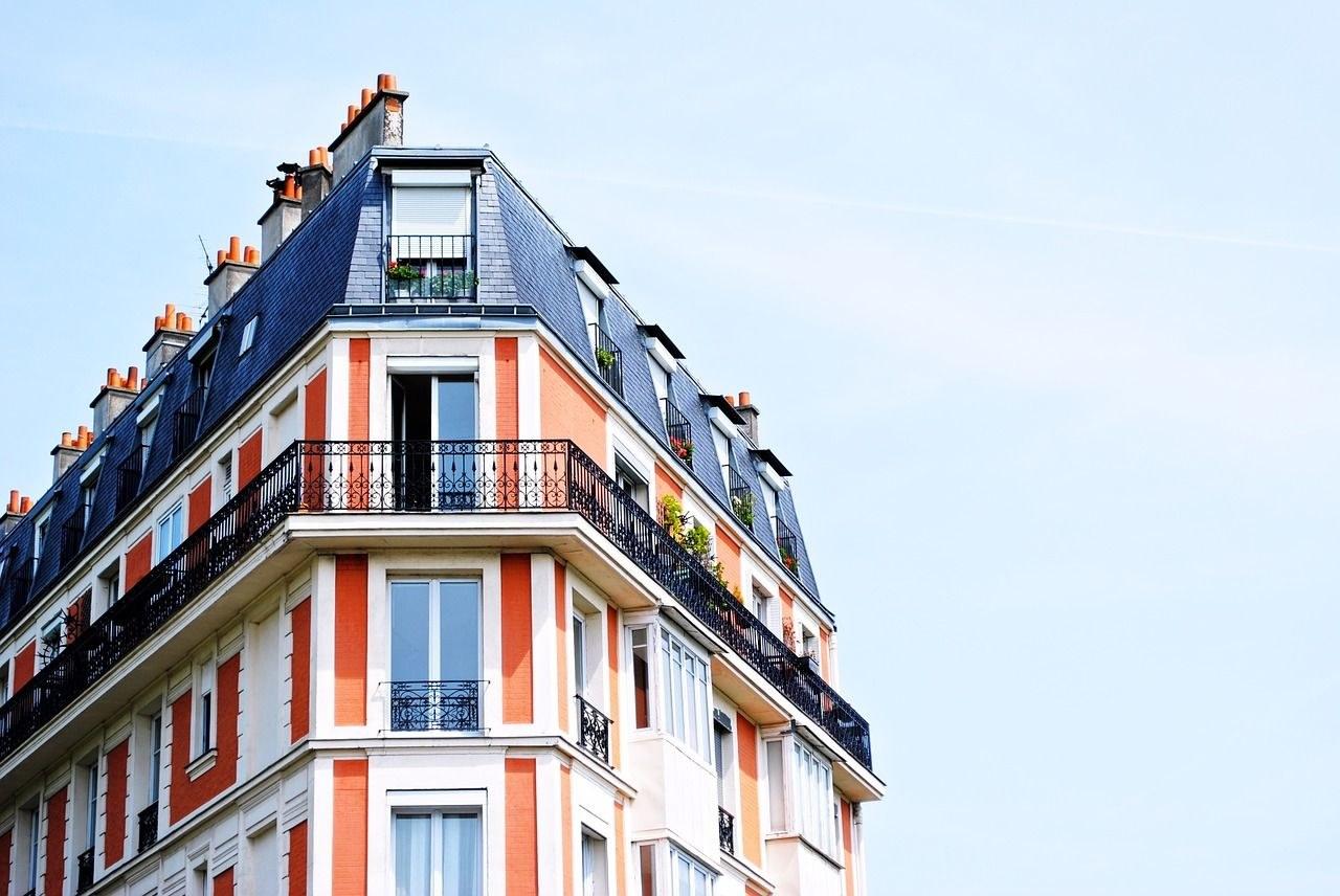 La vente d'immeubles
