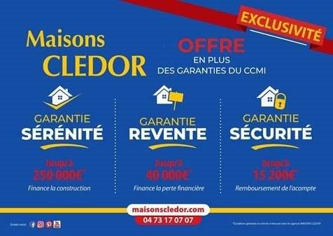 Construction maisons - Maisons Clédor