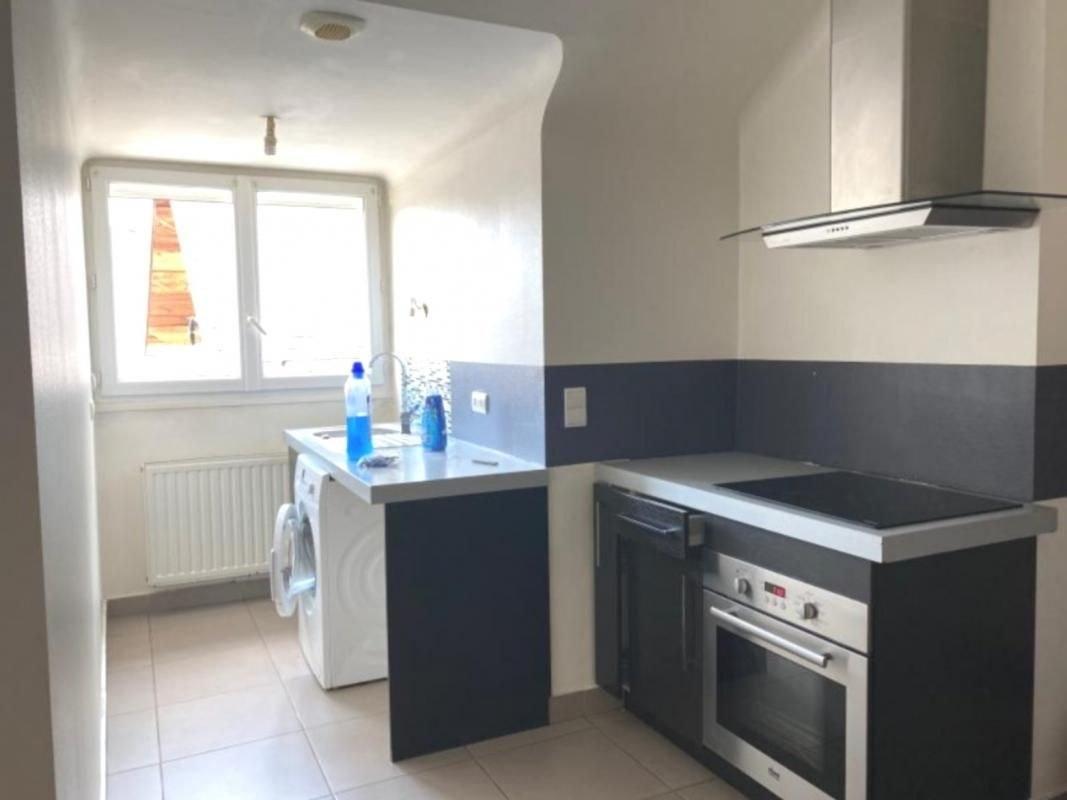 Appartement T3 dans maison