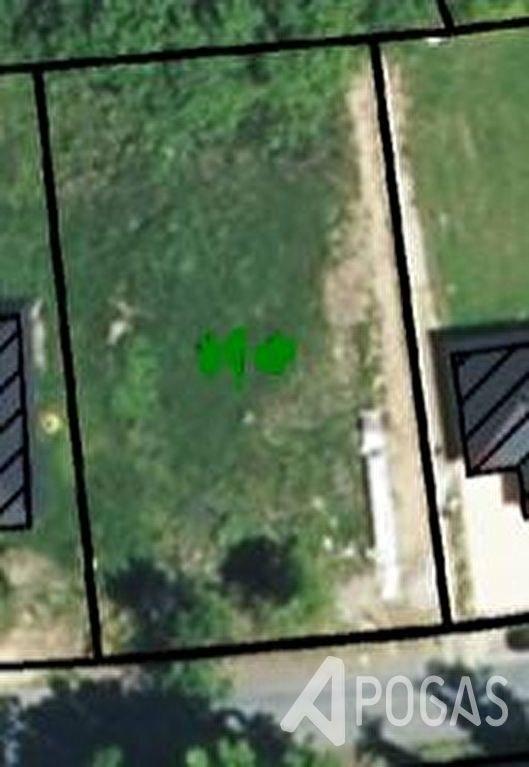 Terrain avec CU 1070 m2