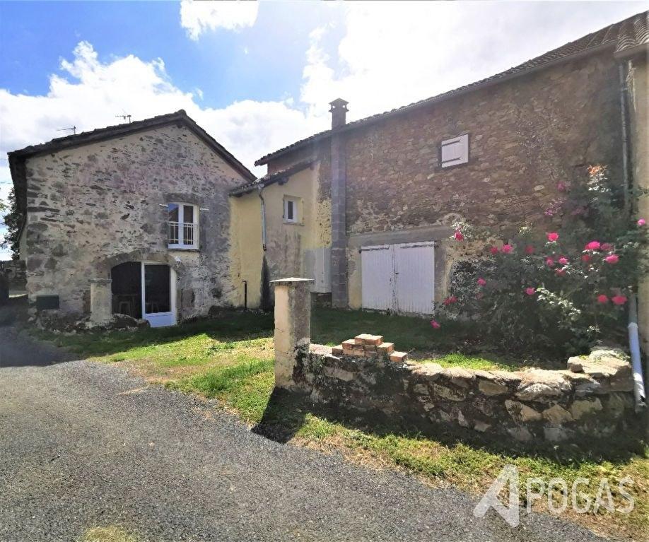 Maison d'habitation avec jardin d'environ 160 M2